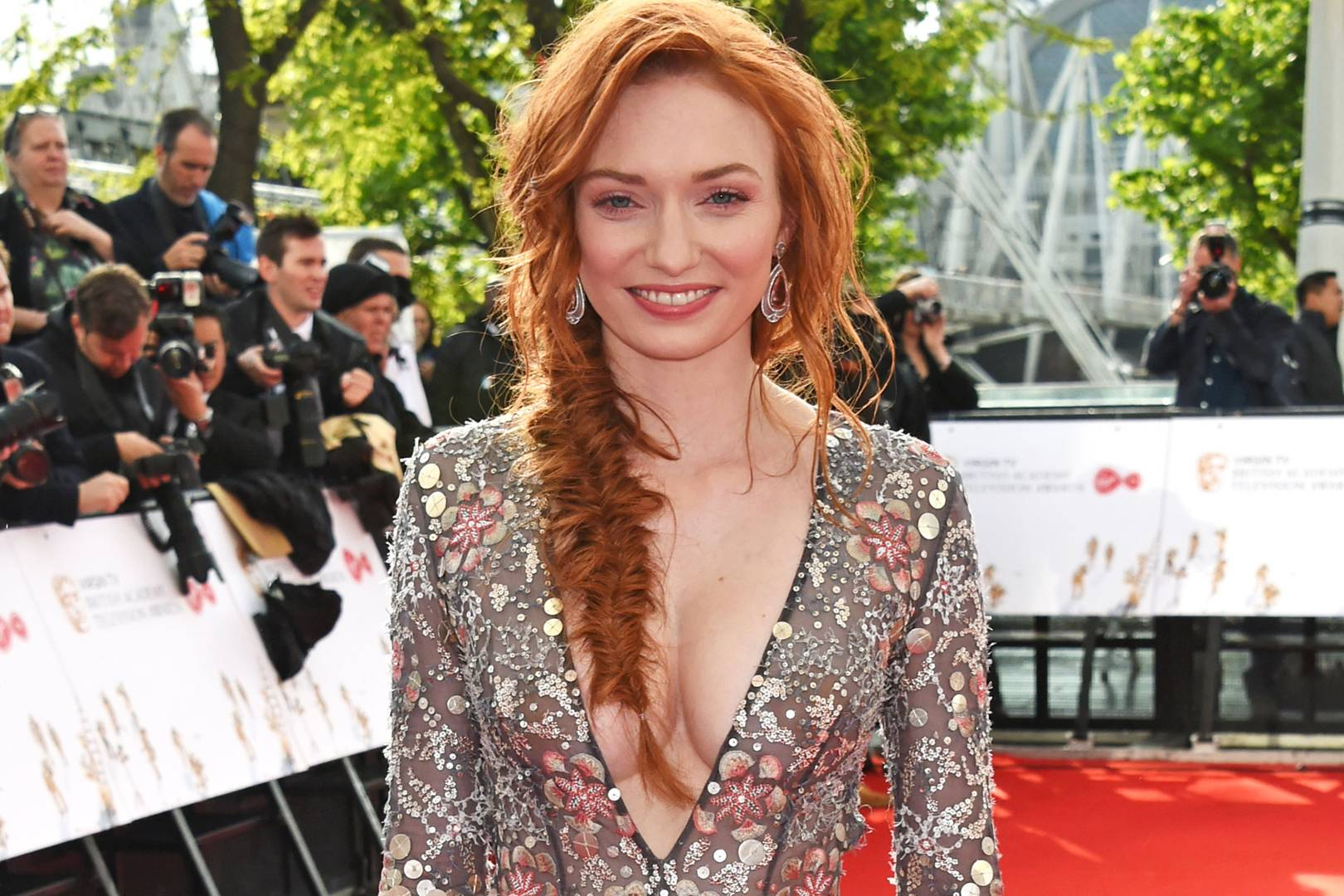 Eleanor Tomlinson nude photos 2019