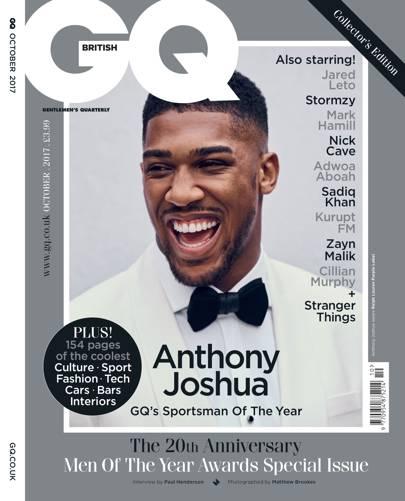 Sportsman Of The Year: Anthony Joshua