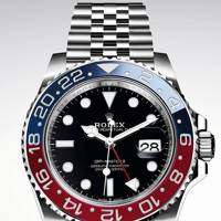 GMT Master II by Rolex