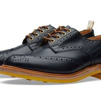 End x Tricker's brogues