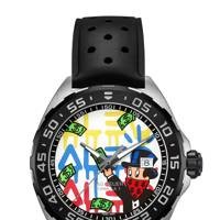 Alec Monopoly Special Edition Watch by Tag Heuer