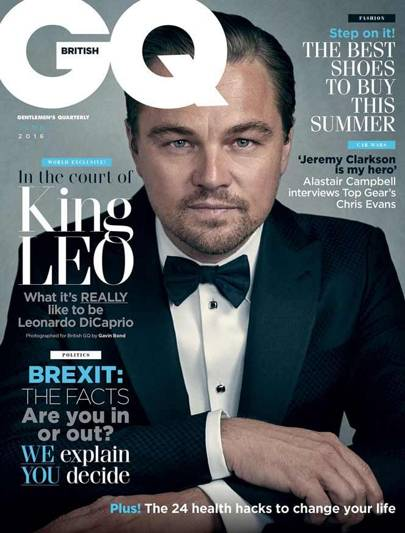 This article was first published in the June 2016 issue of GQ magazine 44a86e145282