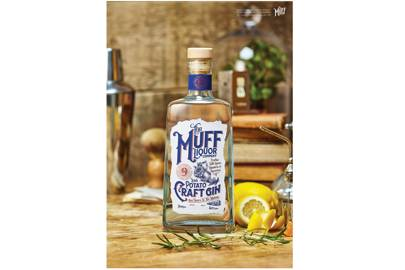 Muff Gin by The Muff Liquor Company