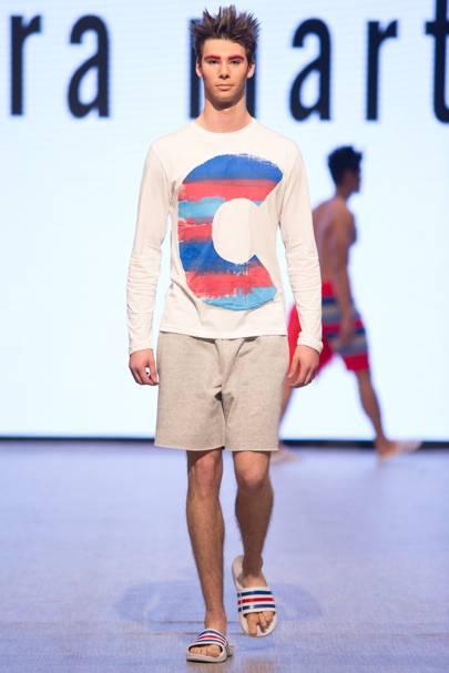 Clara Martin Spring/Summer 2015 Menswear show report ...