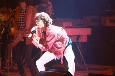 4. Start Me Up by the Rolling Stones