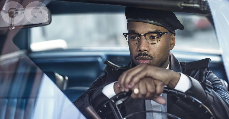Michael B Jordan on Black Panther: \'We\'re giving black people power ...