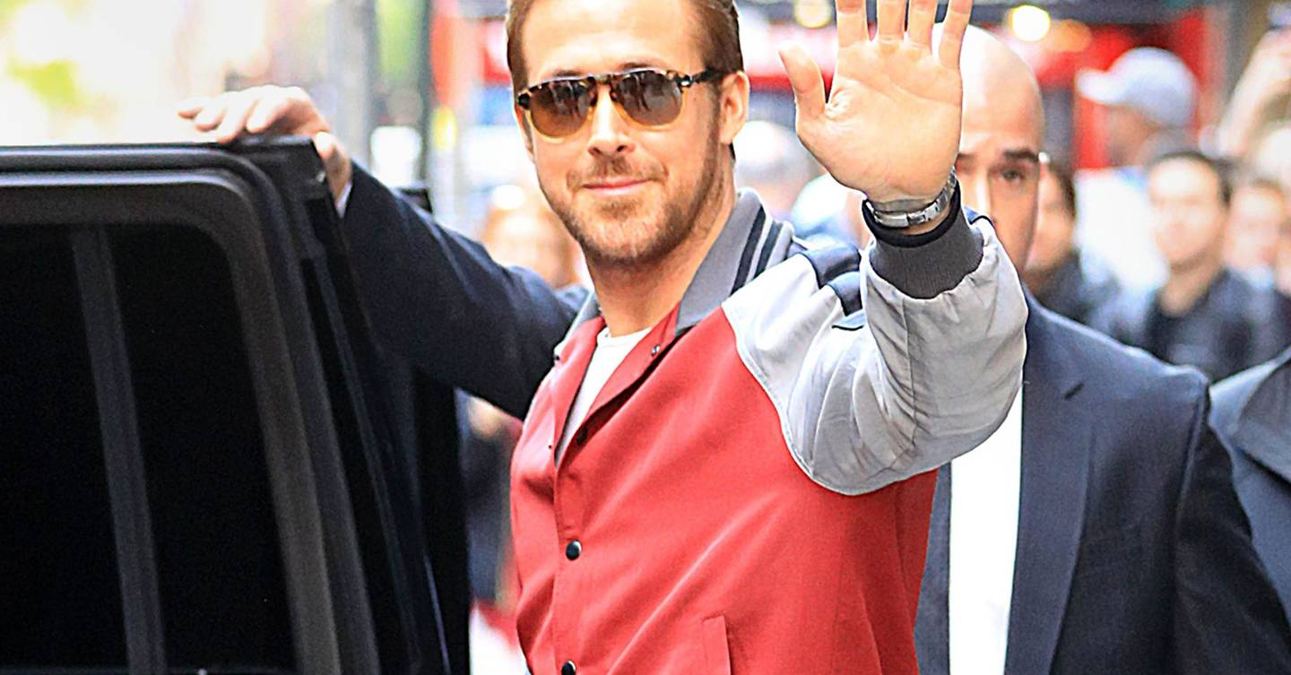 Ryan Gosling Just Wore The Only Jacket You Need This -9916