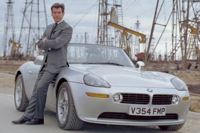 BMW's James Bond cars were both bland and brilliant