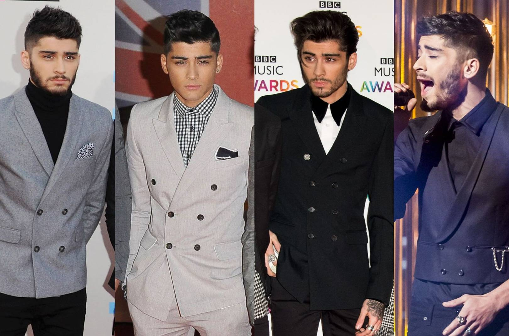4 Style Lessons You Can Learn From Zayn Malik
