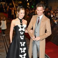 (Literally) natural dressing at the Fantastic Beasts: The Crimes Of Grindelwald Madrid premiere