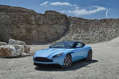 the aston martin db11 is our new favourite gt | british gq