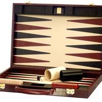 Aspinal of London backgammon set