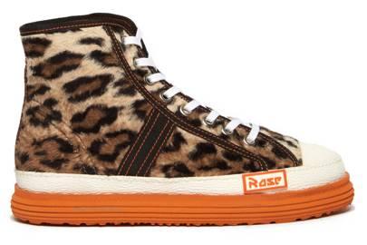 18. Martine Rose Leopard trainers