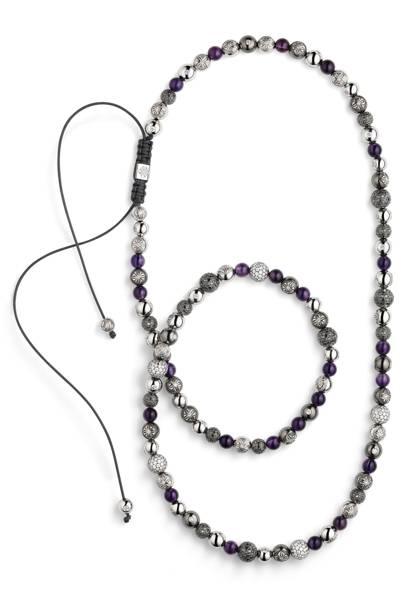 Necklace by Shamballa, £85,000. shamballajewels.com