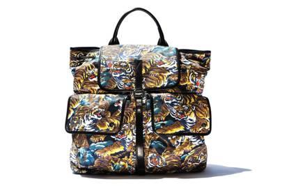 15. Kenzo backpack