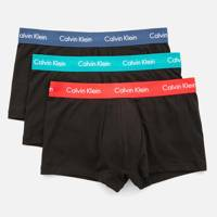 3 pack of trunks by Calvin Klein