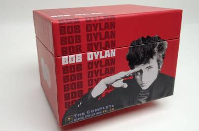 26. Bob Dylan: The Complete Album Collection Vol.1