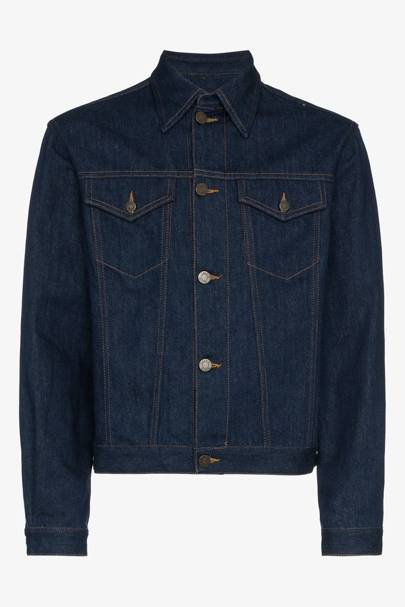 Denim jacket by Calvin Klein Jeans Est 1978
