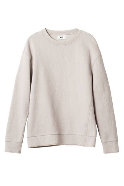 David Beckham H&M Modern Essentials sweatshirt