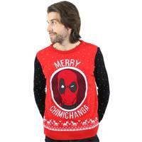 Marvel Christmas jumper