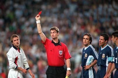 David Beckham, 1998