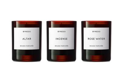 Byredo Saints Candles