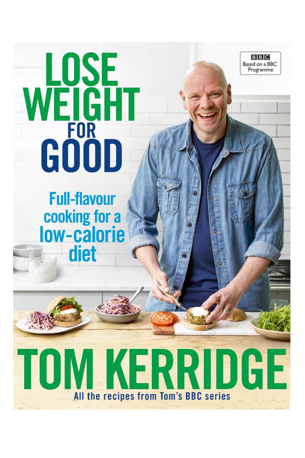 Tom Kerridge wants to help you \'Lose Weight For Good\' | British GQ