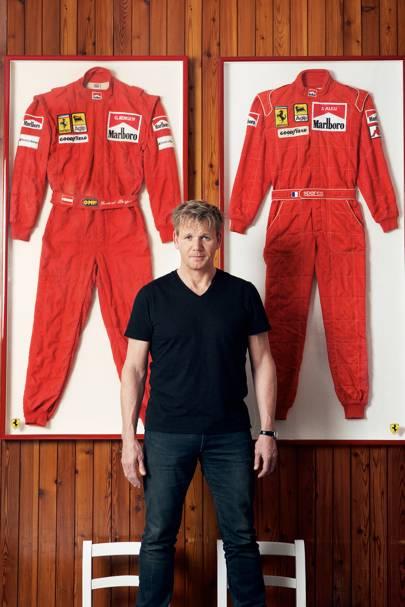 Gordon Ramsay, chef