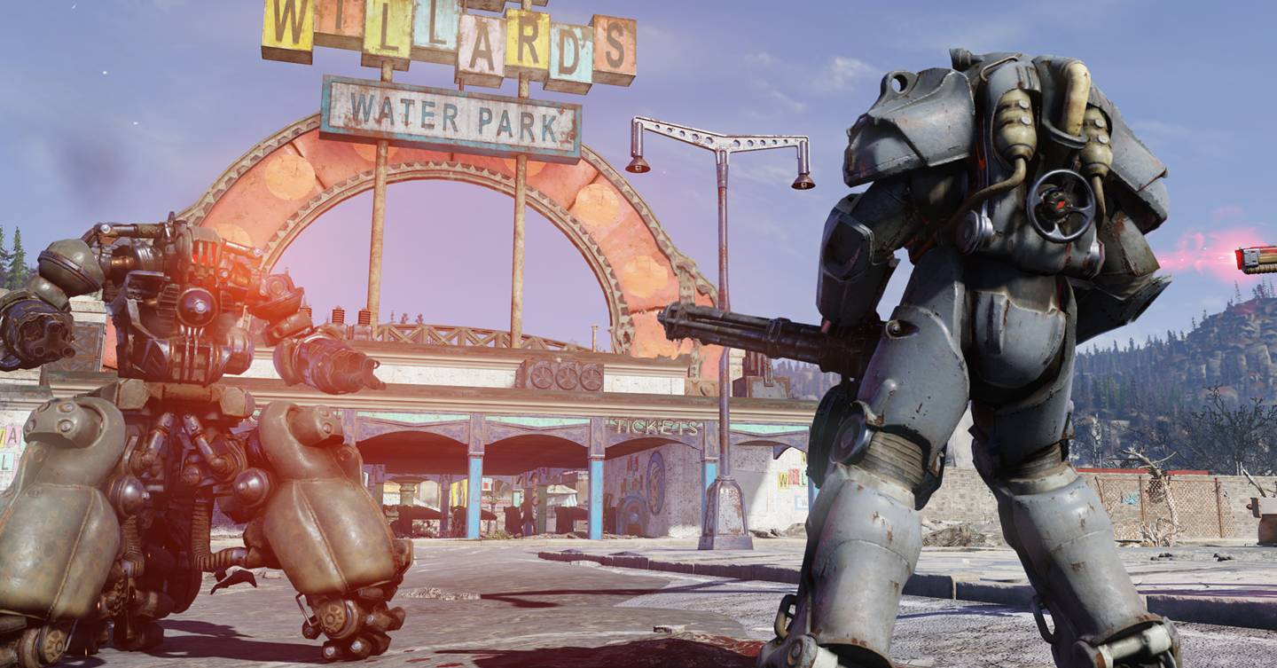 """Fallout 76 first impressions: """"Entirely underwhelming"""""""
