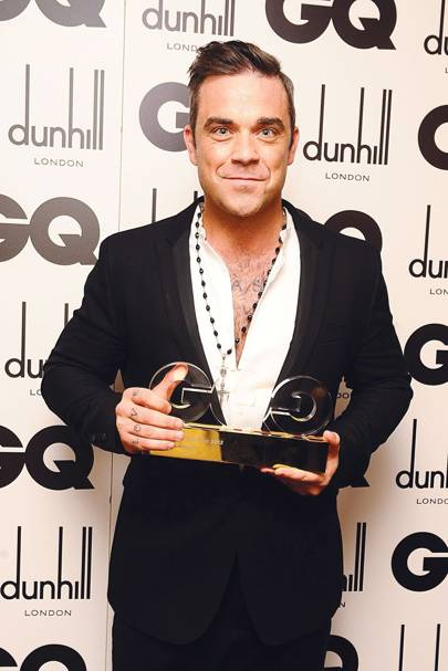 Icon: Robbie Williams