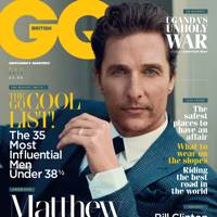 Matthew McConaughey - December 2014