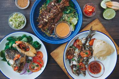 Ongoing: Zoe's Ghana Kitchen at The Institute Of Light