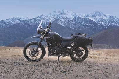 Royal Enfield Himalayan Review British Gq