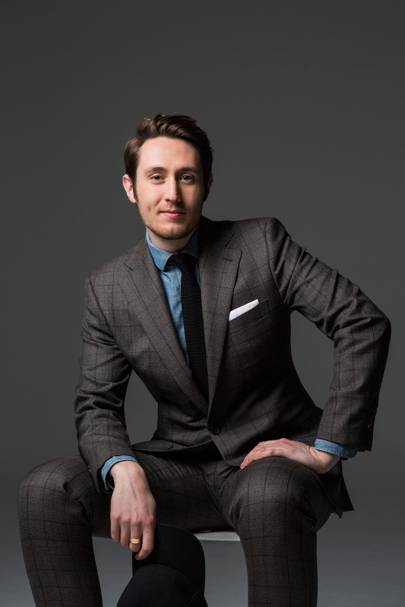 Nick Carvell, GQ.co.uk Fashion Editor