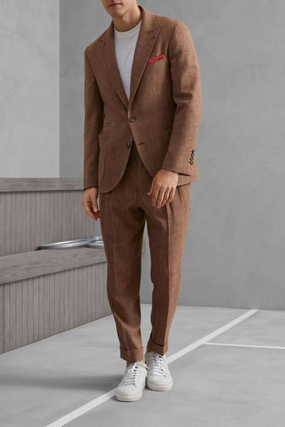 Suit by Brunello Cucinelli