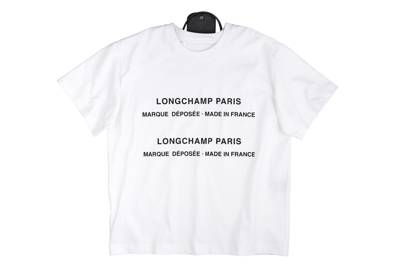 Longchamp by Shayne Oliver T-shirt