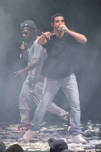 3. Drake
