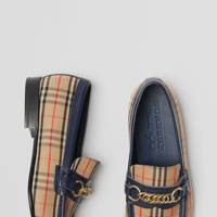 Loafers by Burberry