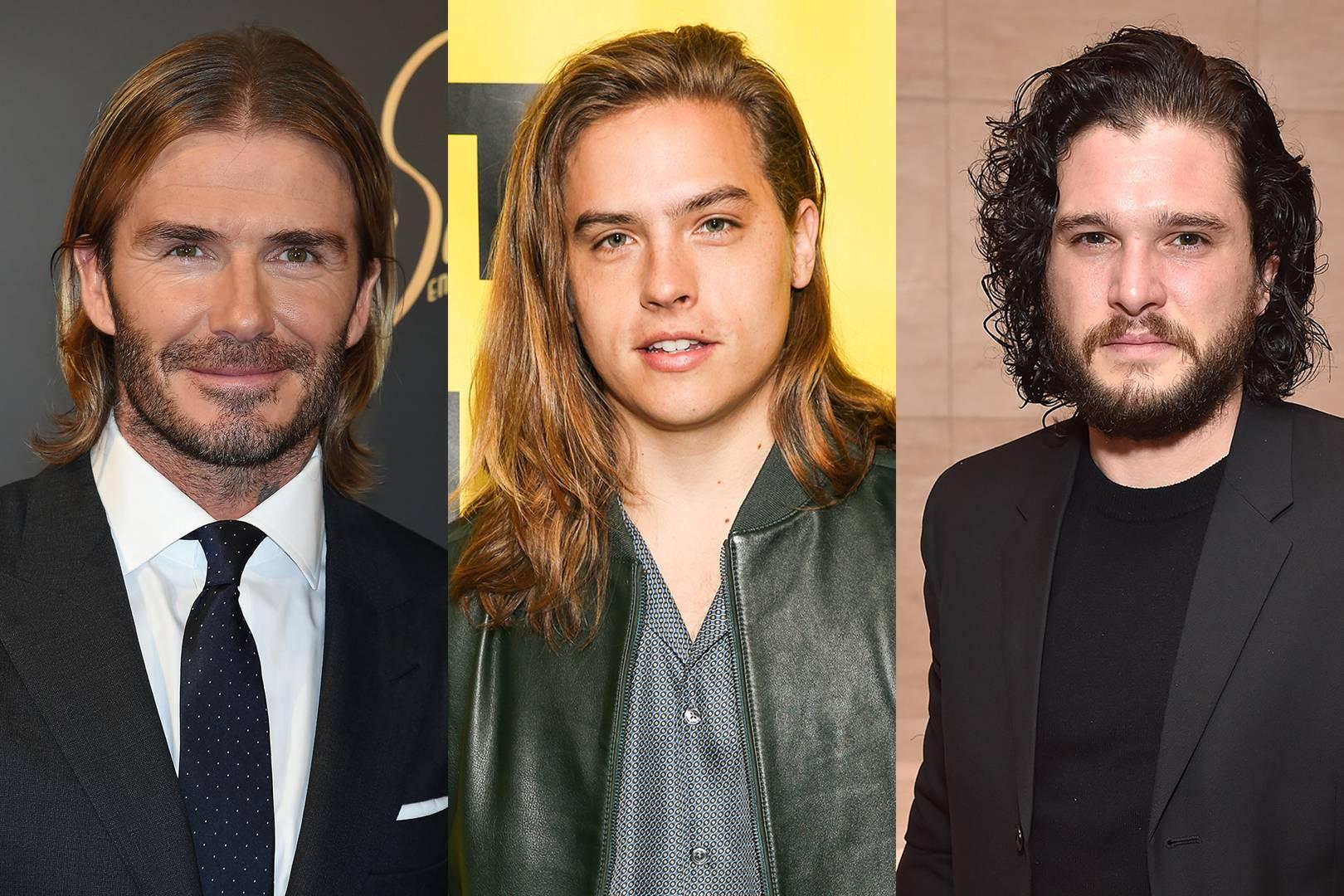 نتيجة بحث الصور عن Long hair + man