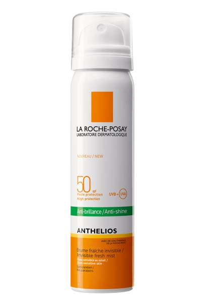 Best New Sun Cream: Anthelios Invisible Fresh Mist by La Roche-Posay