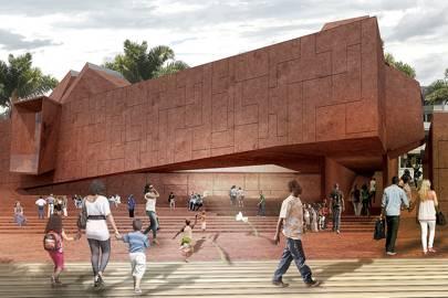 3. Cape Coast Slavery Museum, Ghana