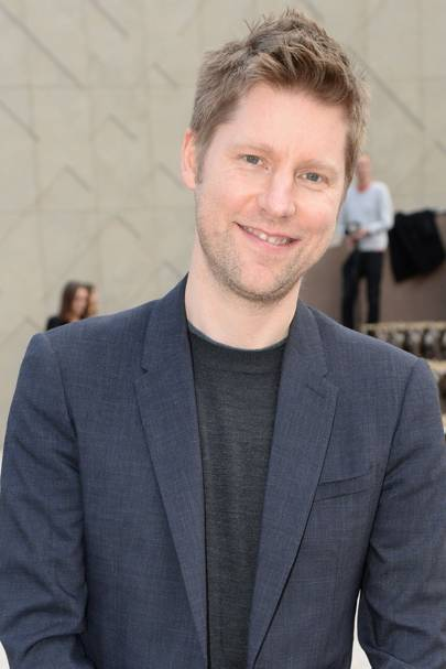 Business & technology: Christopher Bailey