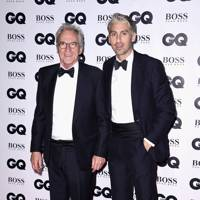 Larry Lamb and George Lamb