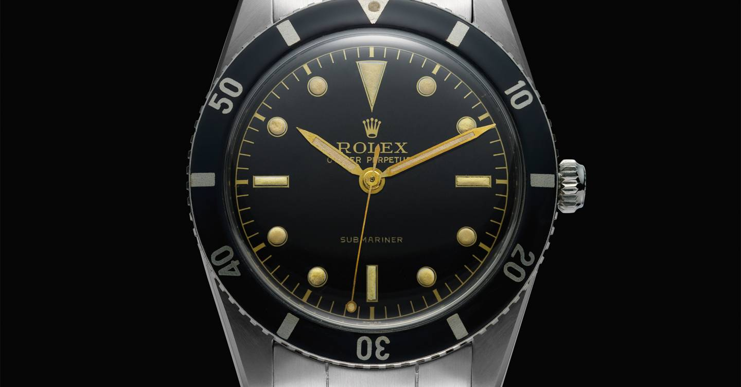 Rolex The First Six You Should Buy  British Gq-4338