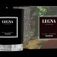 Legna London 'Wisdom' scented candle