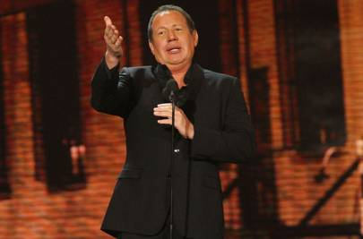 Garry Shandling reveals his private stash!