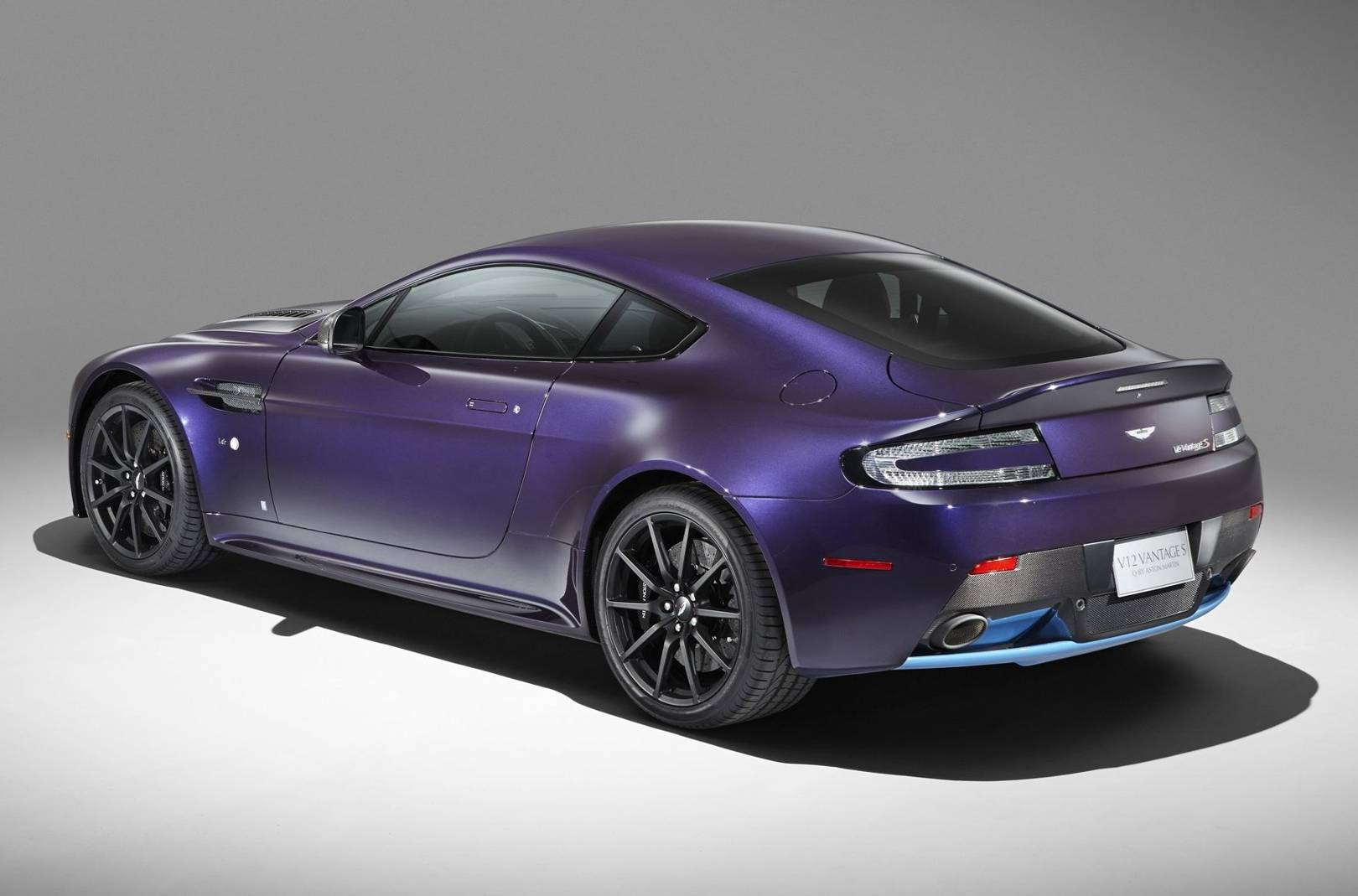 Aston Martin Vantage V Astons Fastest Car Ever British GQ - Aston martin vantage v12
