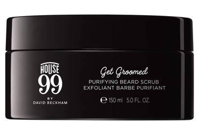 House 99 Get Groomed - Purifying Beard Scrub