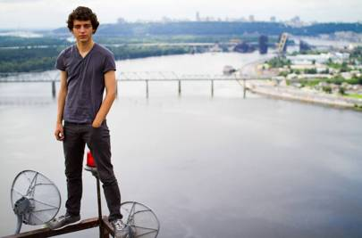 Urban explorer Kirill 'Kirbase' Vselensky