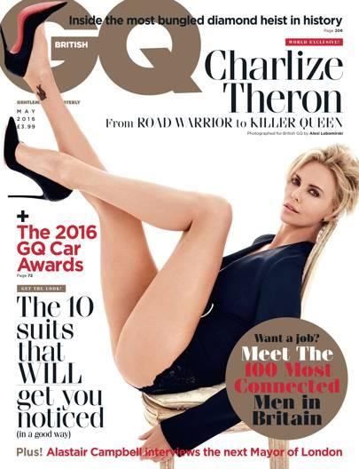 Charlize Theron - May 2016